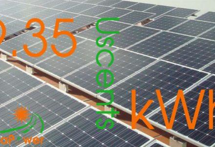 Chính sách phát triển dự án điện mặt trời tại Việt Nam