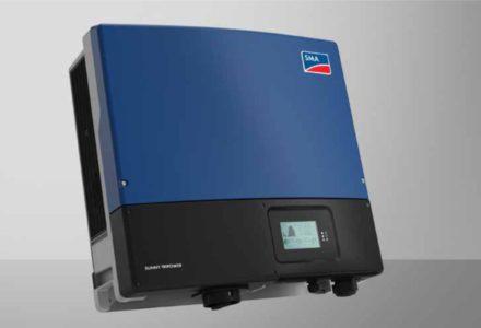 Biến tần điện mặt trời 3 Pha Sunny Tripower 15 đến 25kW