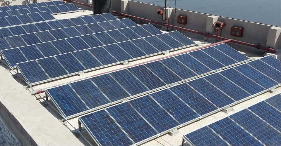 Hệ thống điện mặt trời phối hợp lưới điện (Grid-Tied solar system)