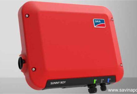 Biến tần hòa lưới 1 Pha Sunny Boy 1.5kW-2.5kW